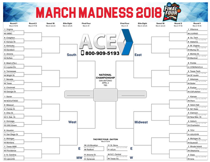 March Madness Picks Against The Spread 2018 Sweet 16: Best NCAA Basketball Bookie