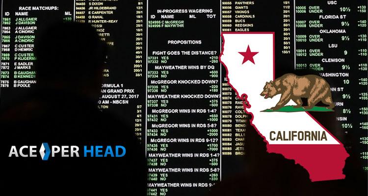 Bookie software in California