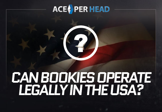 Are Bookies Illegal in USA?