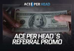 Ace Per Head Referral Promo