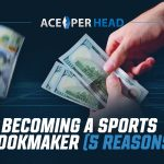 5 Reasons on Becoming a Sports Bookmaker