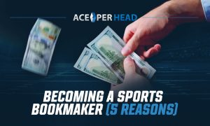 Becoming a Sports Bookmaker