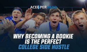 Become a bookie college